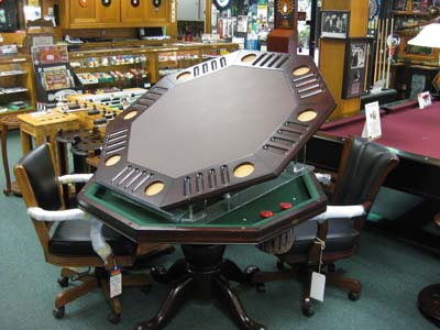 High Quality Here Is Great Game Table For All Your Card Games And More.